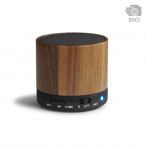 Bluetooth Speaker Woodsong 01