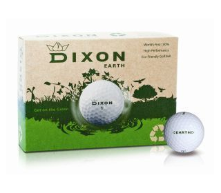 Dixon Earth Golfball