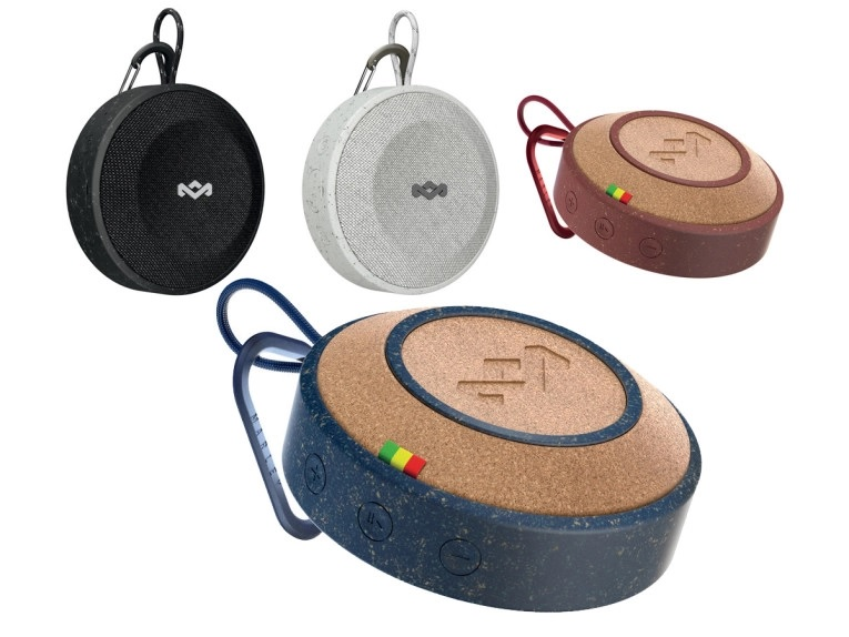 House of Marley Grey No Bounds Bluetooth Speaker 01