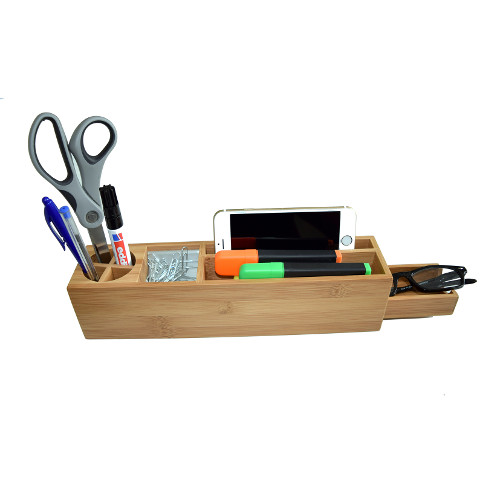 Bamboo Desk Long