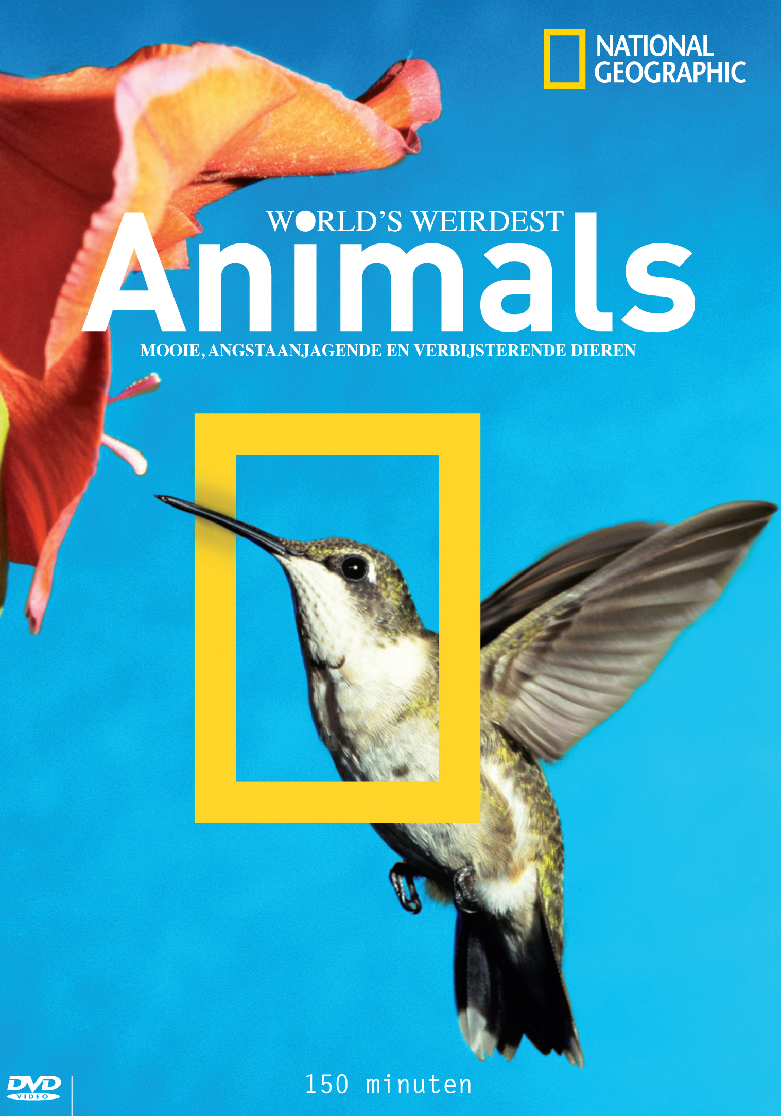 Groene DVD's - World Weirdest Animals